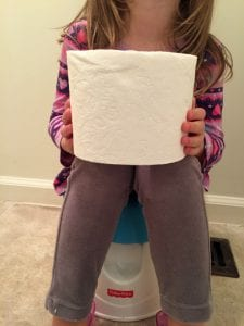 Best Potty Training Method & Teaching A Toddler To Wipe Their Bottom