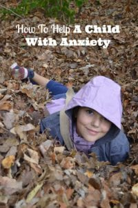 How To Help A Child With Anxiety Feel Successful