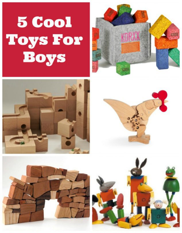 Interesting Toys For Boys : Cool toys for boys they won t want to put down family