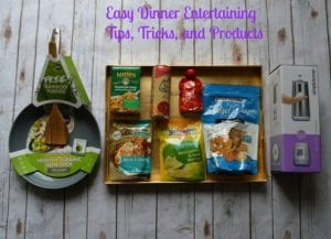 Easy Dinner Entertaining Tips, Tricks, & Products To Make You Merry