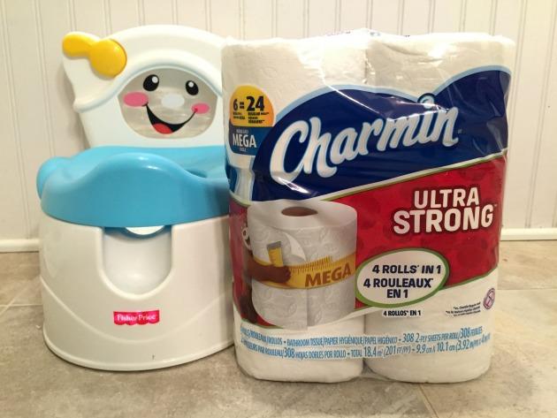 teaching toddler to wipe bottom