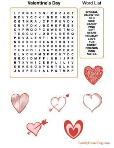 10 Adorable Valentines Day Free Printables