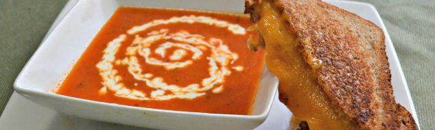 Basil Tomato Soup Recipe