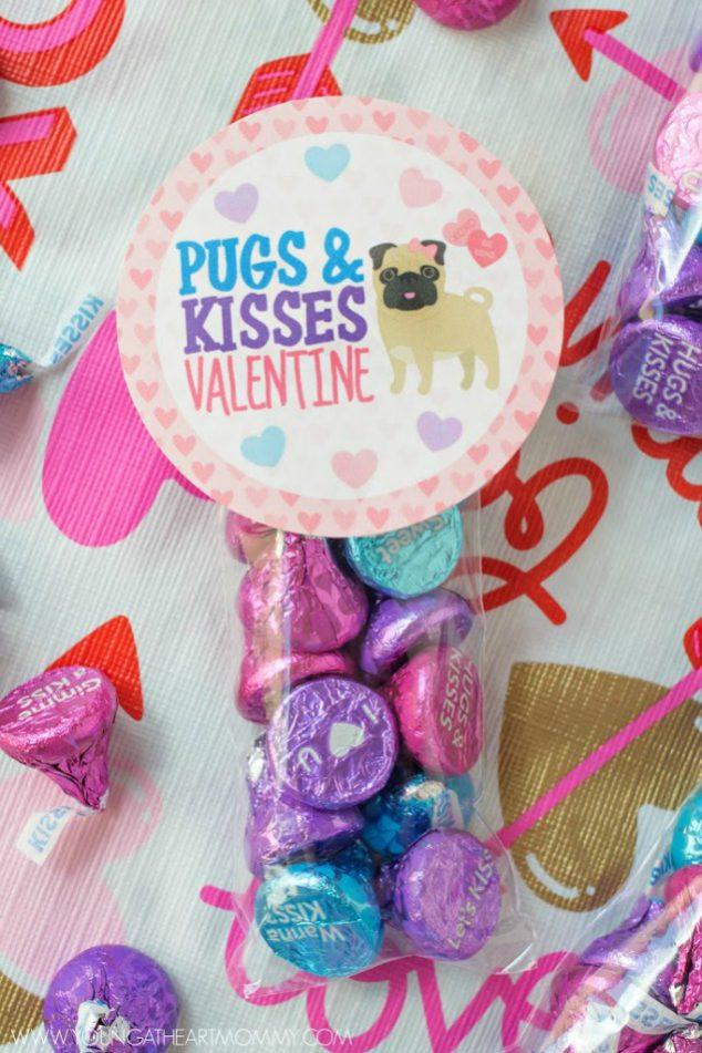 Pugs-And-Kisses-Valentine-Printable
