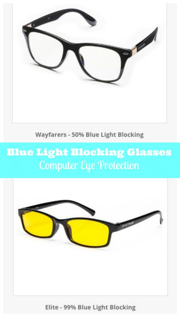 Spektrum Blue Light Filter Glasses Review Family Focus Blog
