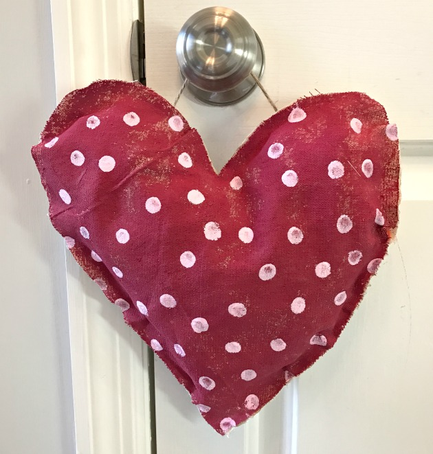 home decor for valentine's day