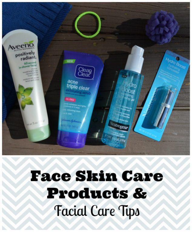 facial care tips