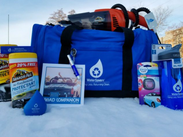 winter car prize pack