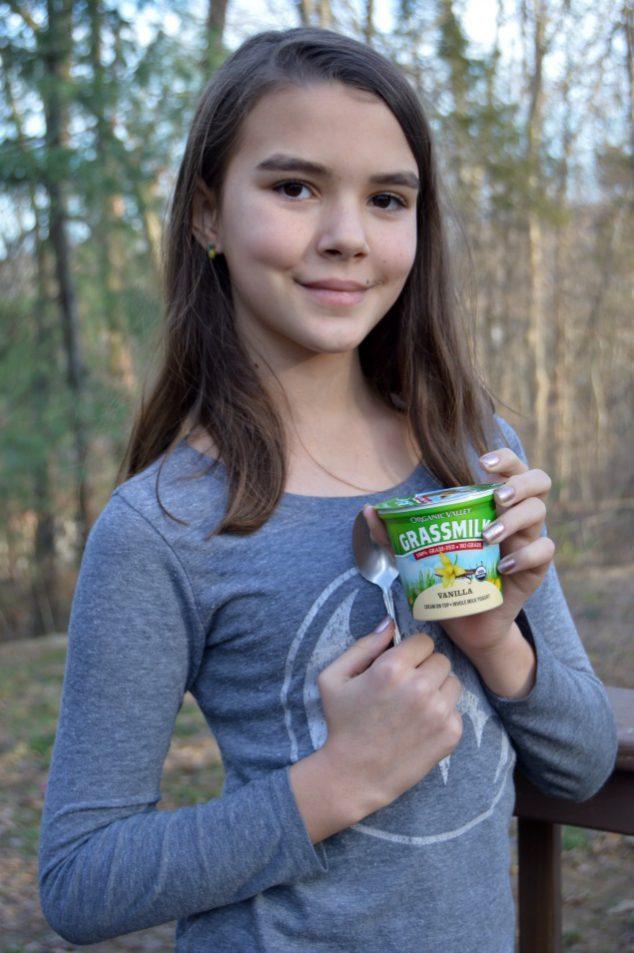 Grassmilk yogurt