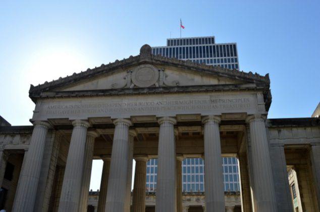 Historic War Memorial Auditorium