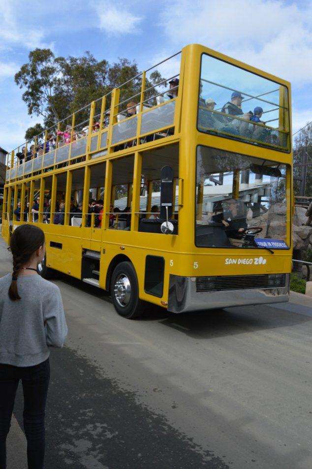 San Diego Bus Tour
