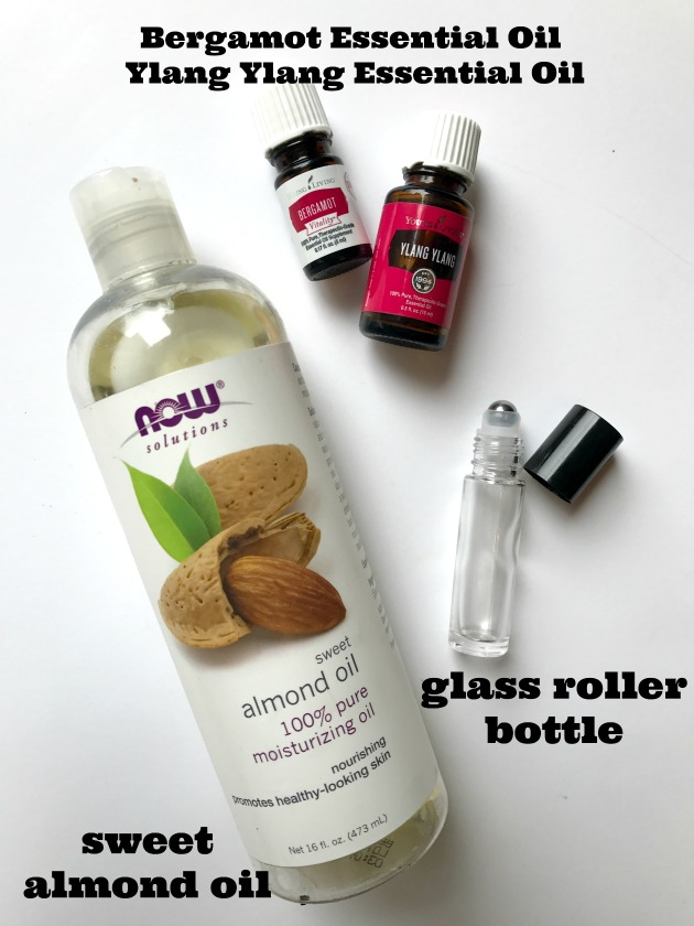 DIY Roll On Perfume And Essential Oil Perfume Recipes For