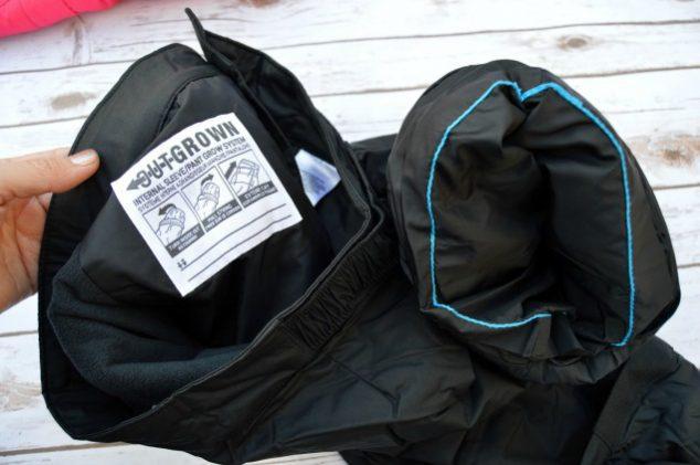 kids waterproof ski pants