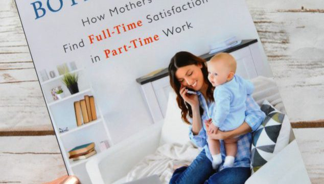 Finding Balance And Part Time Jobs For Moms