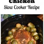 Herbed Whole Chicken Slow Cooker Recipe