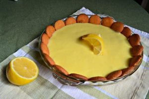 My Grandmother's Lemon Icebox Pie Recipe