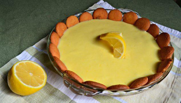 My Grandmother's Lemon Icebox Pie Recipe