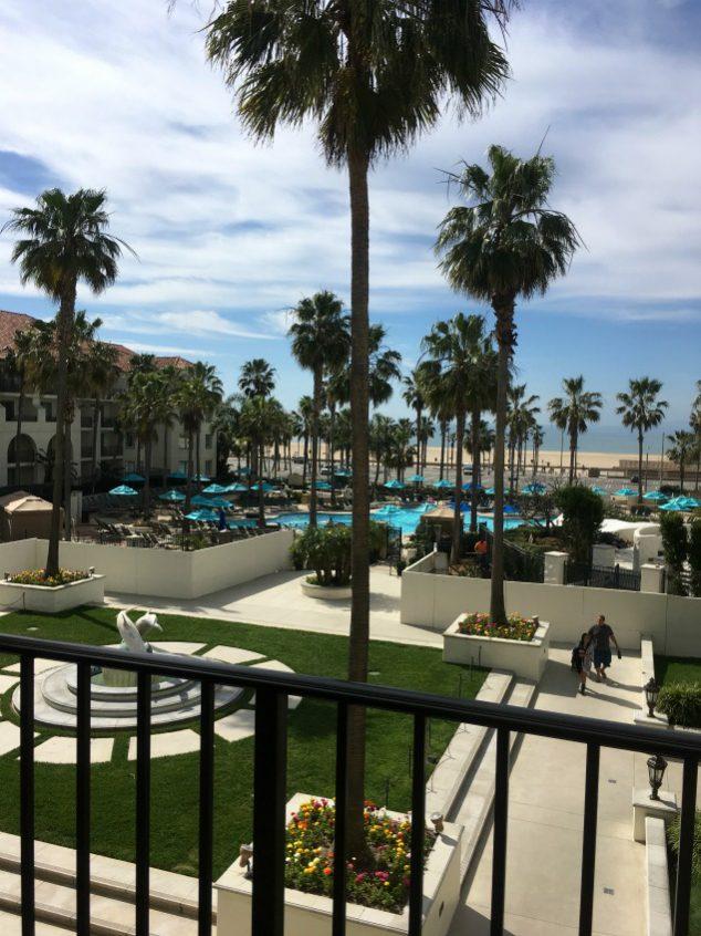 Hyatt Huntington Beach Heated Pool