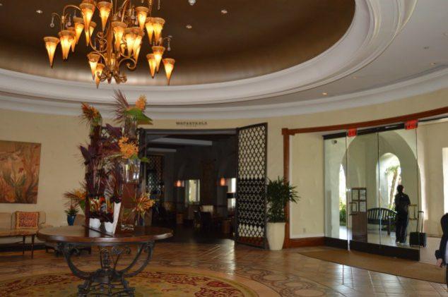 Hyatt Regency Huntington Beach Lobby