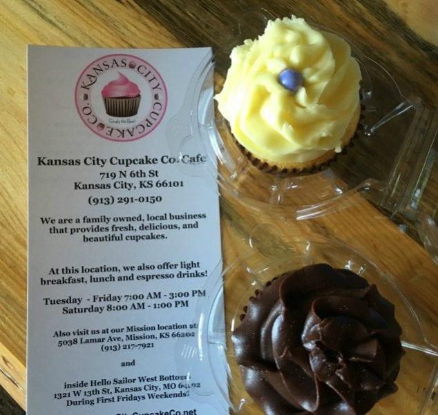 Kansas City Cupcakes