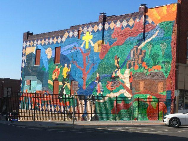 Kansas City Kansas Mural