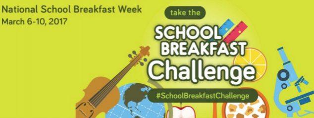 National School Breakfast Week