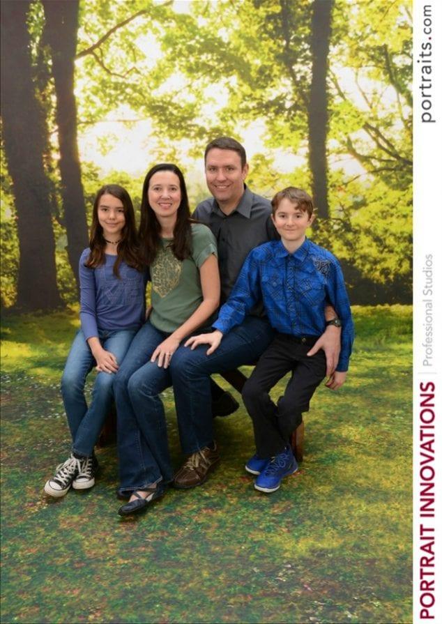 Paolicchi Family Portrait