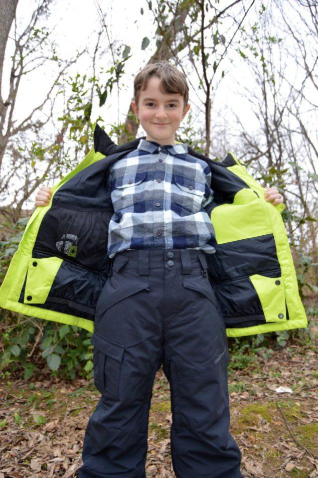 Powder Skirt and pockets