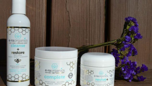 A Natural Skin Care Routine For Combination Skin From Era Organics