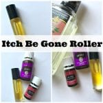 How To Make An Itch Be Gone Roller To Stop Mosquito Bites Itching