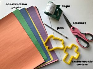 Countdown Till Easter With This Easy Paper Chain Craft