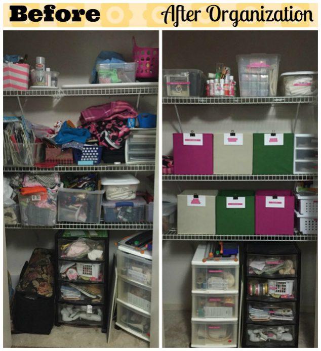 get an organized home