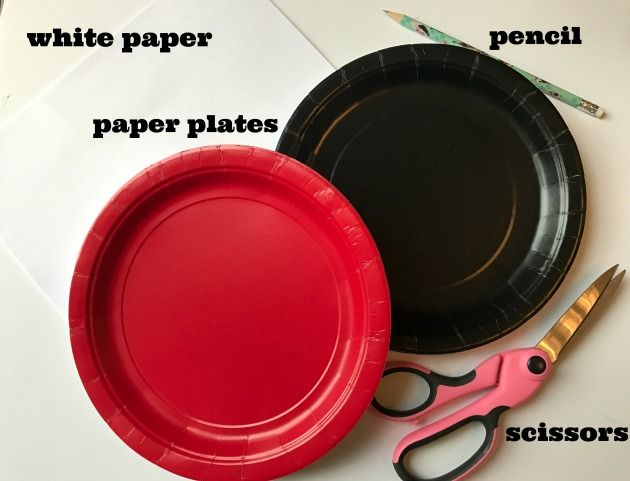 paper plate ladybug craft & Easy Paper Plate Ladybug Craft for Preschoolers | Family Focus Blog