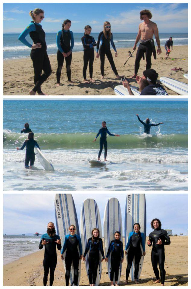 learn to surf huntington beach