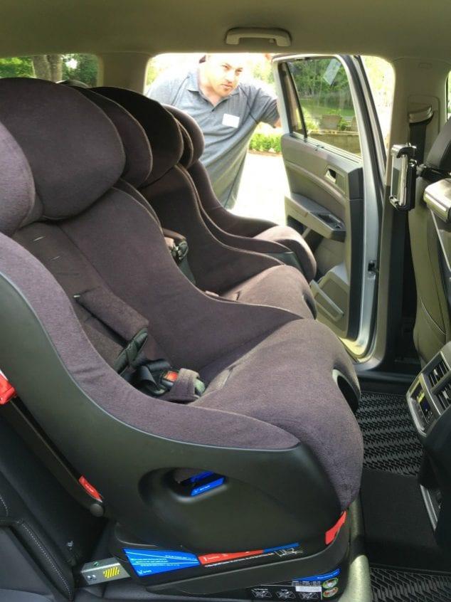 Suv With Third Row >> VW Atlas SUV- A New 7 Passenger Family SUV Hits The Market ...