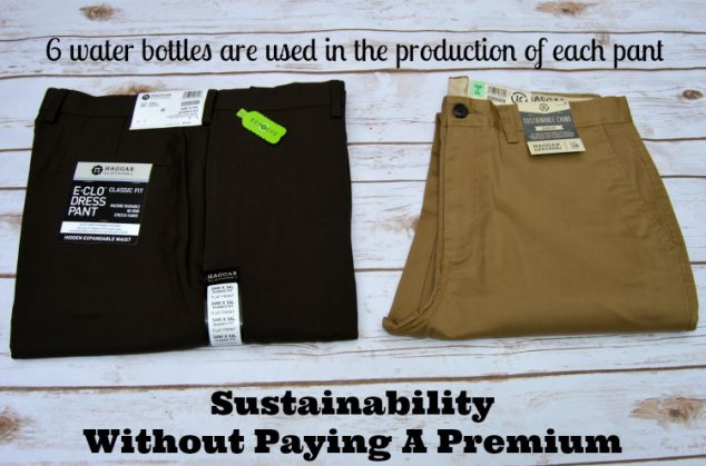 Eco Friendly Men S Clothing Made With Repreve Fabric