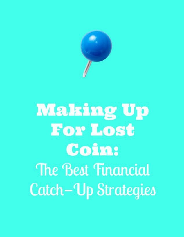 financial catch up strategies