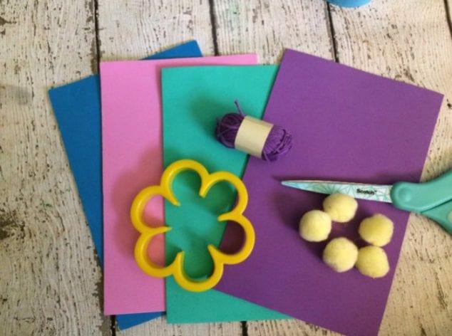 flower making craft supplies