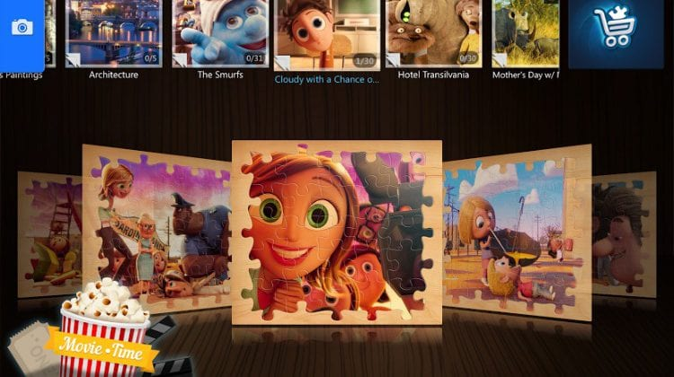 Sony Pictures Feature Films Coming To Magic Jigsaw Puzzles App