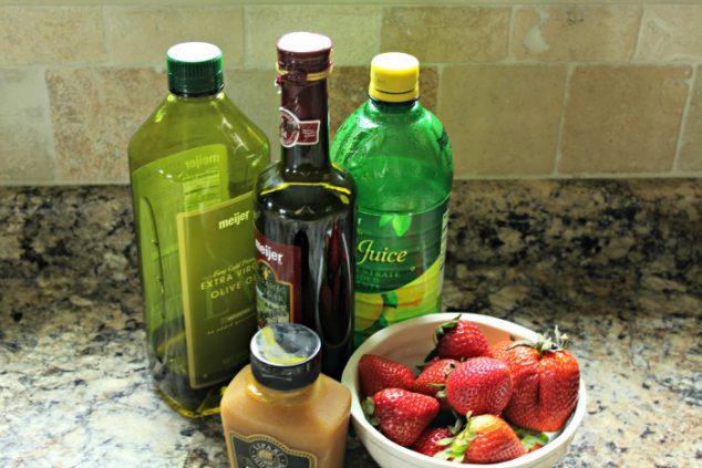 strawberry vinaigrette recipe