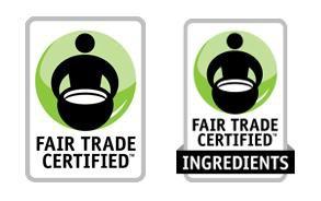 fair trade certified seal