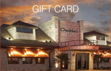 Cheddar's Gift Card