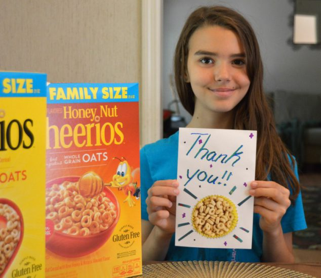 Cheerios Buy One Give One