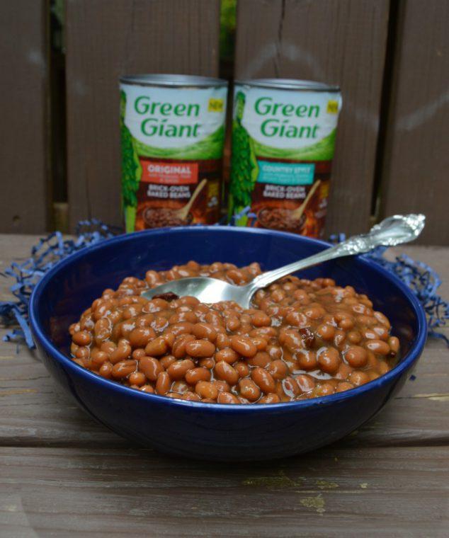Green Giant Baked Beans