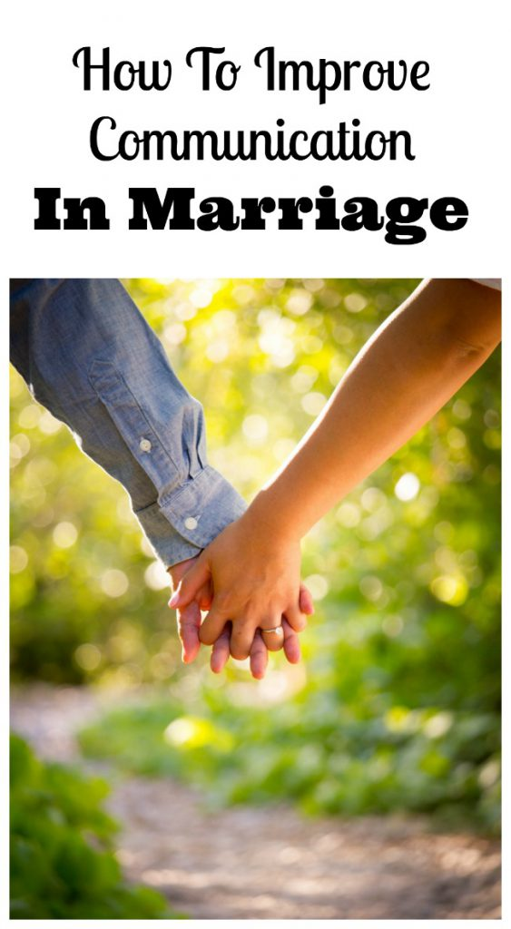 Improve Communication In Marriage