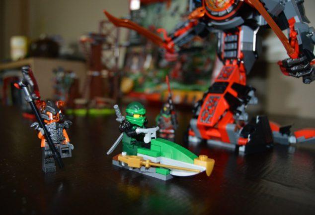 Lego Ninjago Lloyd