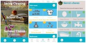 Making A Chore List For Kids?  Homey Chore Checklist App Makes It Easy!