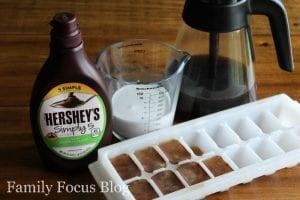 Coconut Cream Mocha Frappe Recipe