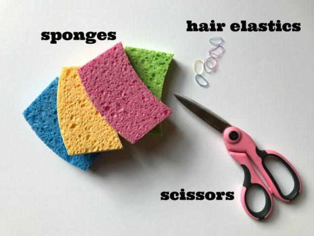sponge balls supplies