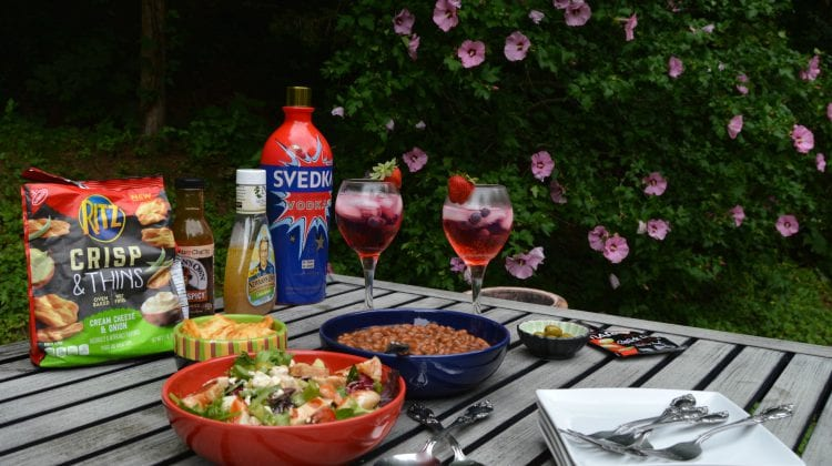 7 Delicious & Easy Summer Party Food Ideas